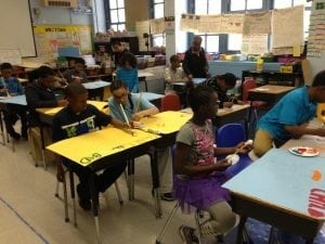 question asking in a special education classroom