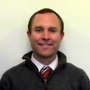 educator Jay Corrigan
