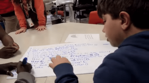 Video: Using the Question Formulation Technique (QFT) for Formative Assessment