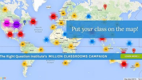 Announcing The Million Classrooms Campaign