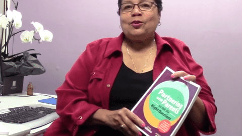 ASCD Author to Author Video: Luz Santana – Partnering with Parents to Ask the Right Questions