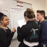Biography and Bioethics: 9th Graders Ask Questions about the Immortal Life of Henrietta Lacks