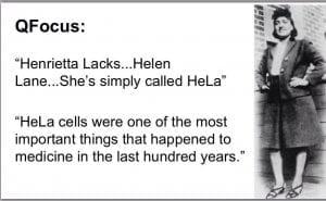 benevolent deception henrietta lacks