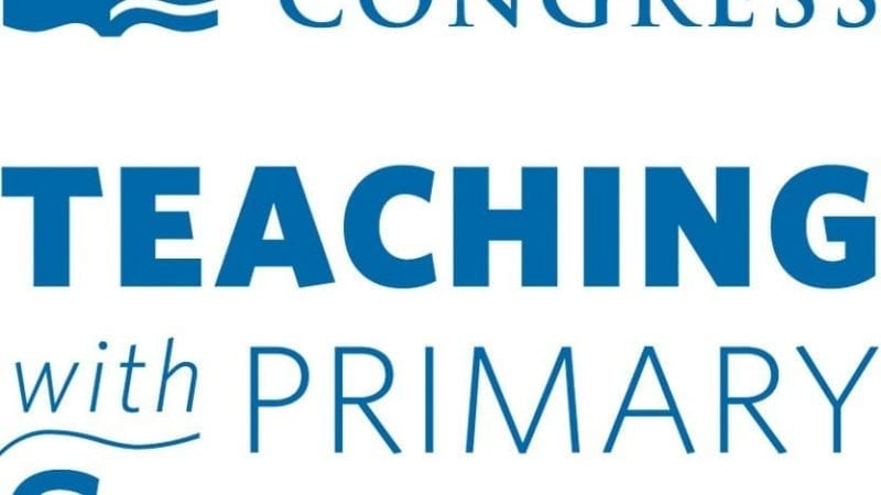 The logo for the Library of Congress and Teaching with Primary Sources Program