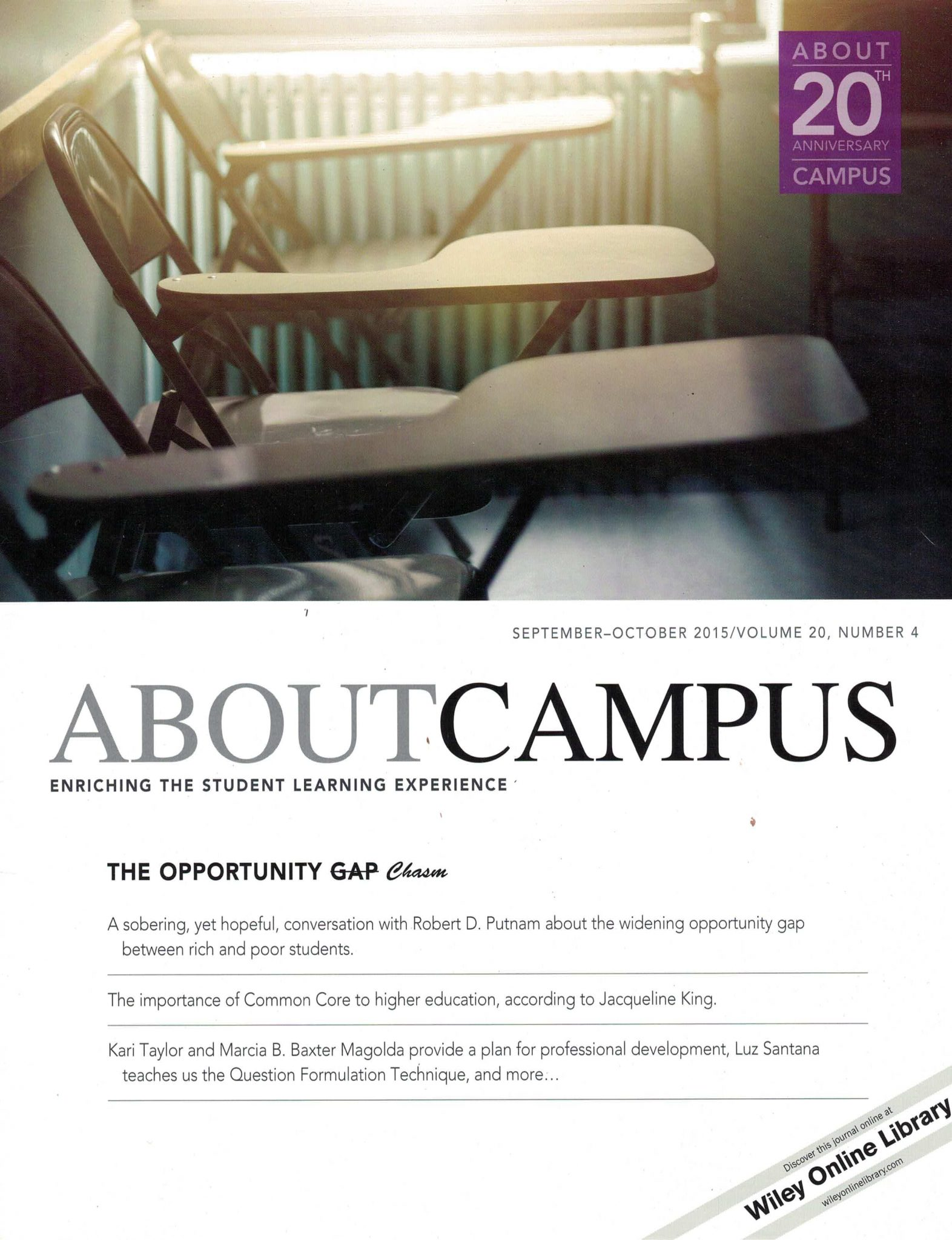 About Campus