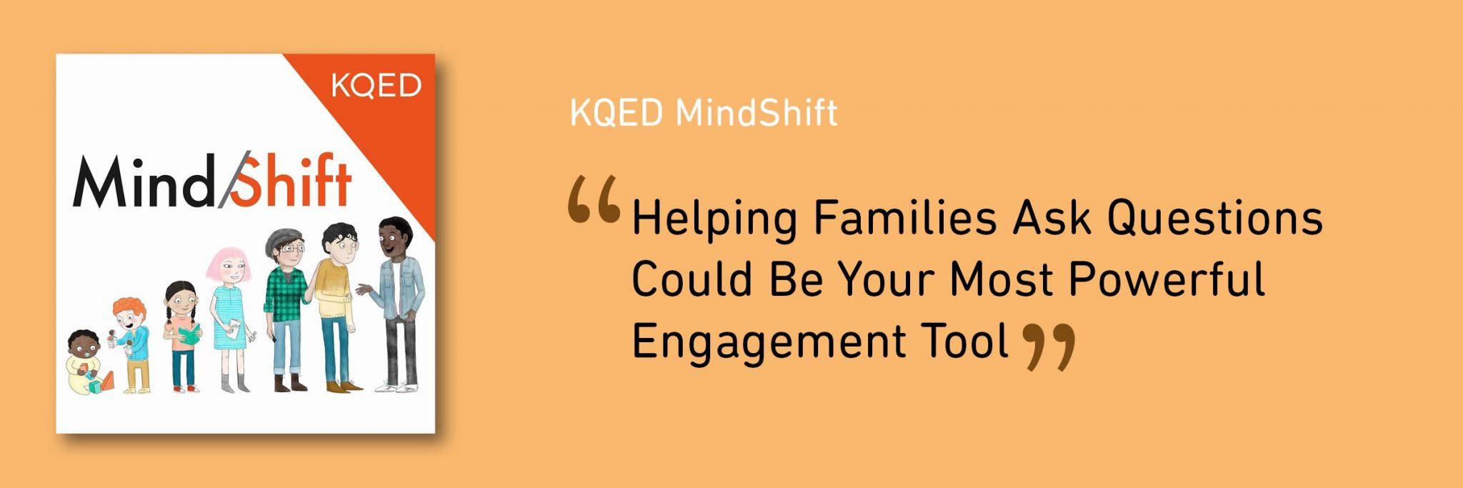 KQED MindShift