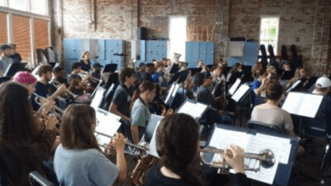 Using the QFT in the Band Classroom: Expectations, Reality, and the Future
