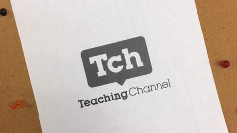 Teaching Channel Publishes Series on the Question Formulation Technique