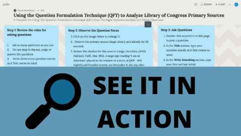 See It In Action: Make Your Own QFT with Padlet