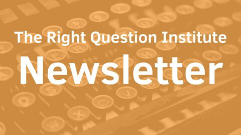 November Newsletter: Asking Questions About the News | Students Engage Voters in LA | and More