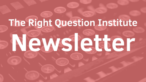 January Newsletter: Democracy Needs Questions | Teaching When Current Events Are Difficult & More