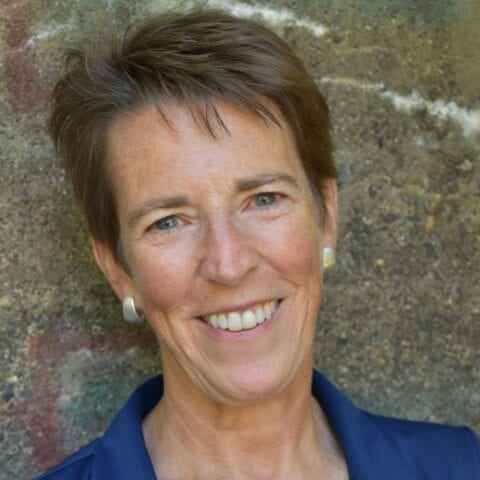 Betsy Smith, RQI's ED